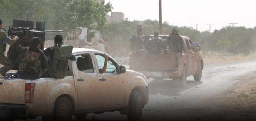 قيادي في الجيش الحر لراديو الكل: تشكيل غرفة عمليات موحدة لقيادة العمليات في ريف حماه الشمالي