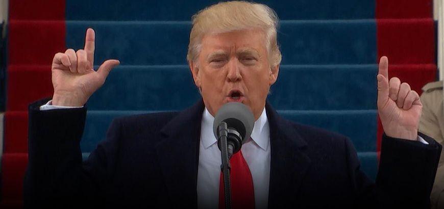 """ترامب يقول أن الأيام المئة الأولى في منصبه """"مثمرة جدا"""" وأن """"معارك كبرى آتية"""""""