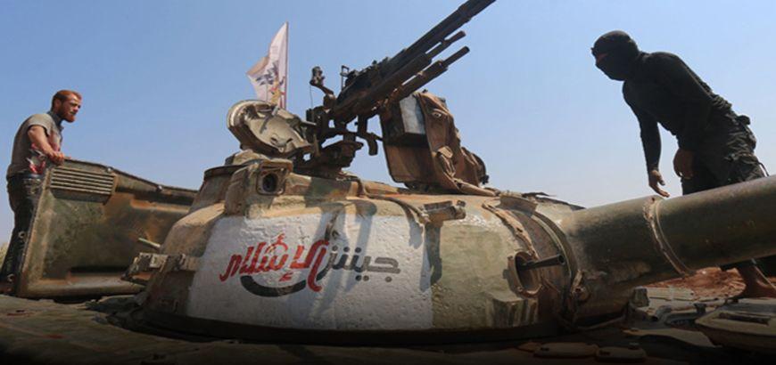 """جيش الإسلام يؤكد عزمه حلّ تحرير الشام.. ويعتبر خلافاته مع فيلق الرحمن """"ثانوية"""""""