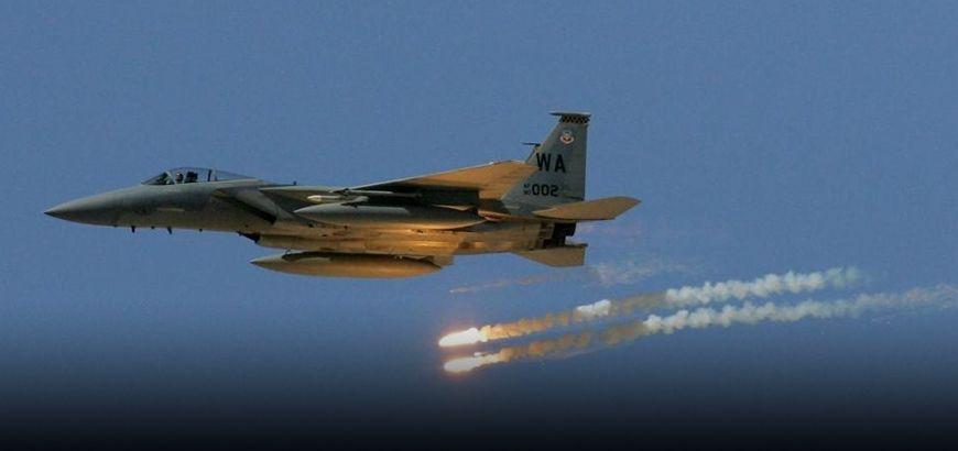 الولايات المتحدة تؤكد استهدافها رتلا عسكريا للنظام يضم دبابات وعربات عسكرية